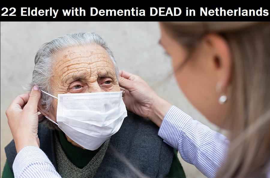 Hollandiában sem mentette meg a maszk a 22 időskorú embert a halálos injekcióktól