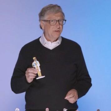 Bill Gates globális riasztórendszere