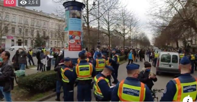 Magyarország kormánya és más felek megsértették a nürnbergi törvénykönyvet