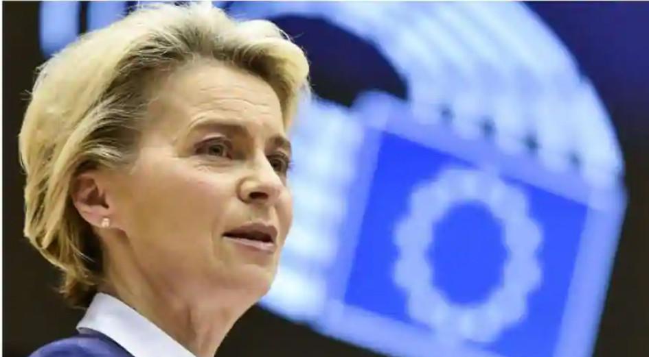 """Az EU vezetője """"digitális zöld bizonyítványokat"""" és szigorúbb korlátozásokat javasol az oltások kivitelére vonatkozóan"""