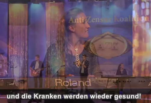 Nem számít ♫ - Ruth Elpida Sasek és a Bühler-Band