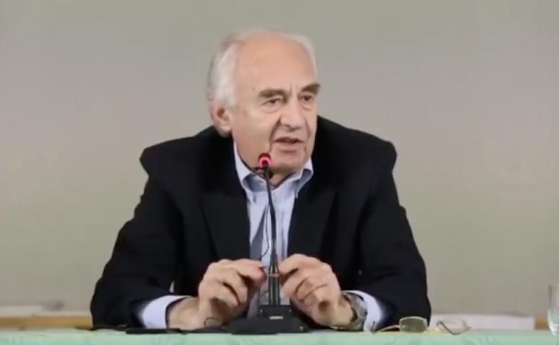"""A Vatikán Bank volt vezetője elítéli a """"szcientizmus"""" új vallását a COVID-válasz kapcsán"""