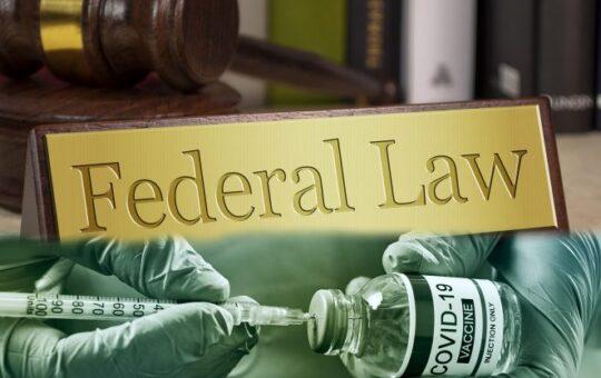 A szövetségi törvény tiltja a sürgősségi használatra vonatkozó kötelezettségeket COVID oltások, tesztek, maszkok