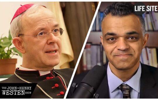 """Schneider püspök: """"Belépünk az apokalipszis idejébe"""""""